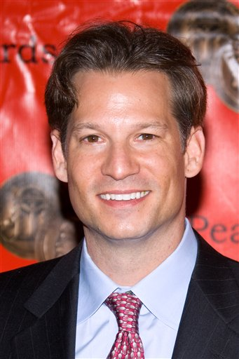 Richard Engel spoke as commencement for the class of 2013.