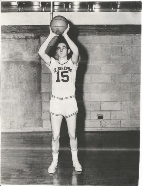 In 1953, Jack Savage went up against Wilt Chamberlain-