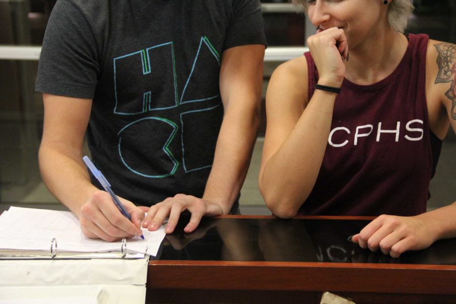 The signing out process is a popular source of complaints among Fordham students. Casey Chun/The Fordham Ram.