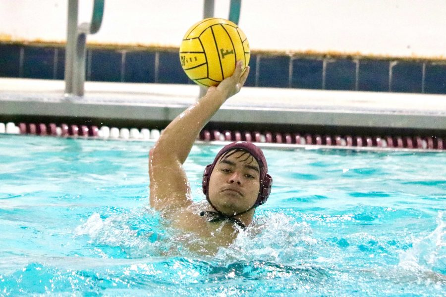 Fordham Water Polo got off to a slow start last season, but will look to build off last season's strong finish. (Julia Comerford/The Fordham Ram)