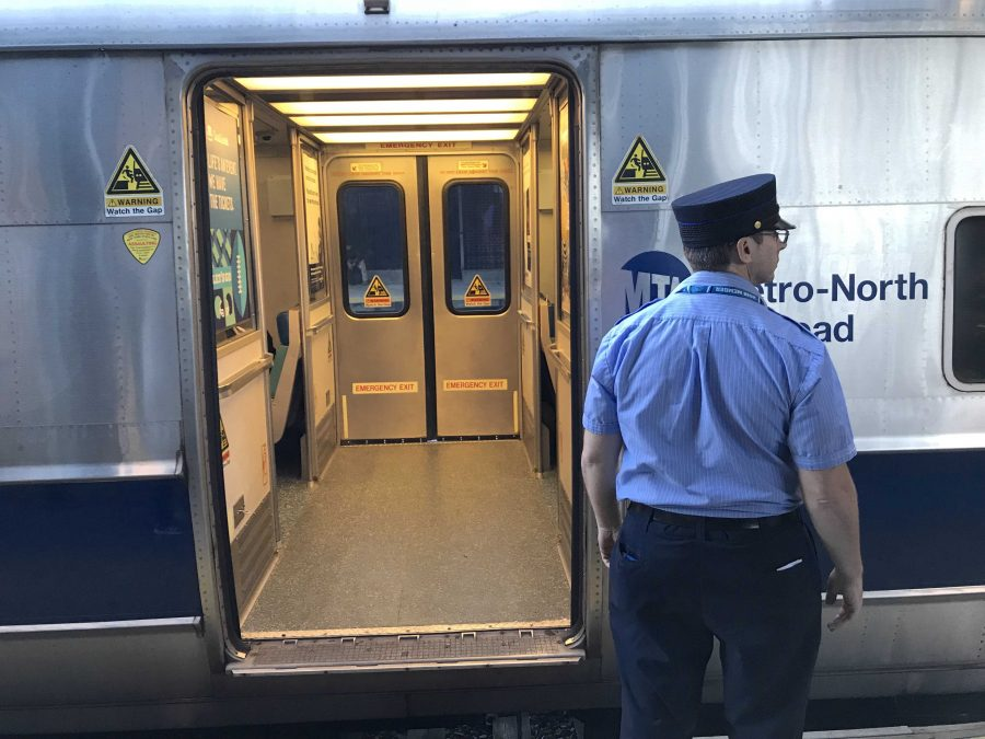 The practice of deturring passengers at the Fordham Road Station is rooted in a contract that dates back to 1848. (Kevin Stoltenborg/The Fordham Ram)