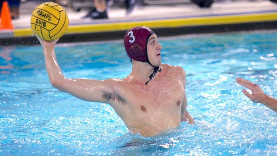 Fordham Water Polo is trying to build off last year's success. (Courtesy of Fordham Athletics)
