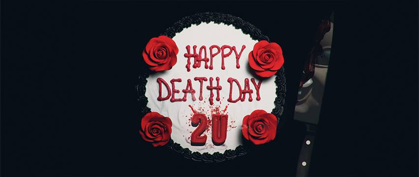 Happy Death Day 2 U starring Jessica Rothe comes out this Wednesday. (Facebook)