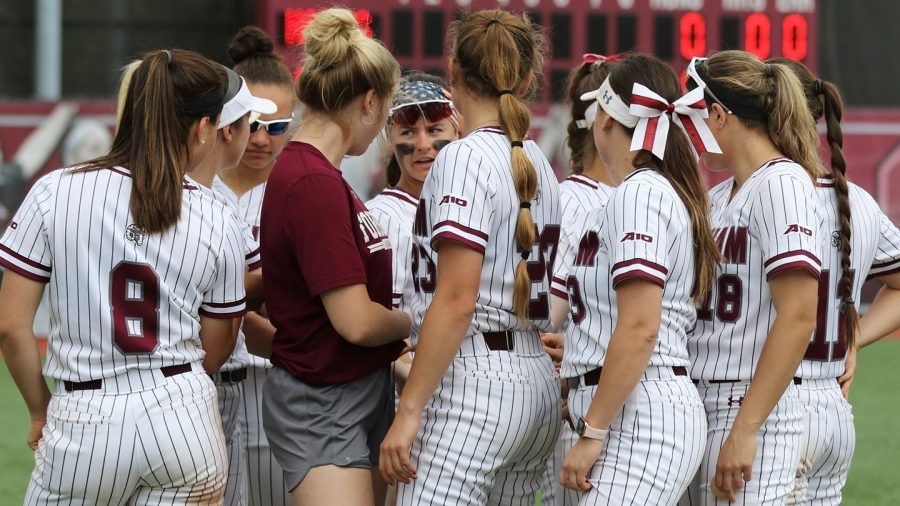 Despite a slow start, Fordham softball has been firing on all cylinders in the midst of its ten-game winning streak. (Courtesy of Fordham Athletics)