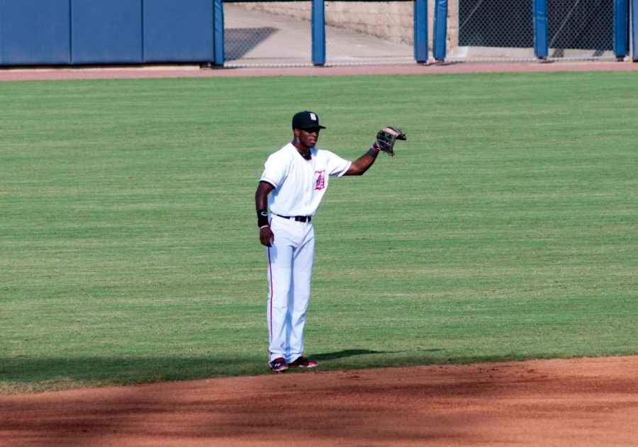 White Sox Shortstop Tim Anderson is bringing individualism into the MLB. (Courtesy of Flickr)