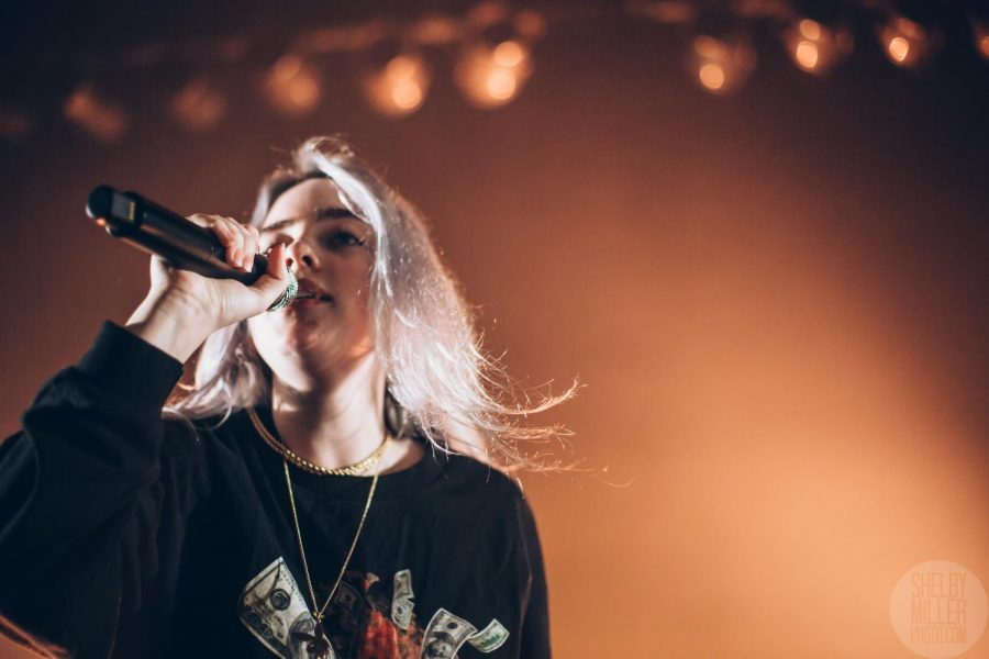 Indie pop sensation, Billie Eilish, recently called out NYLON Germany for using an image of her without permission. (Courtesy of Flickr)