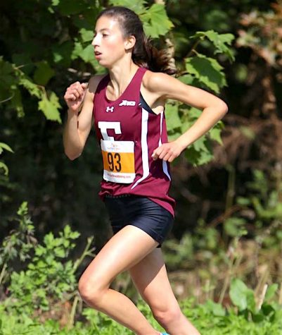Both of Fordham's cross country teams had solid finishes on Friday in the Bronx. (Courtesy of Fordham Athletics)