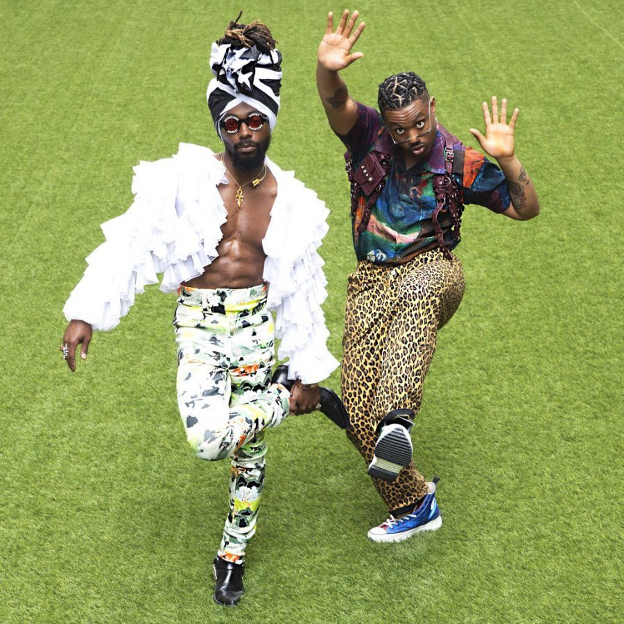 EARTHGANG just dropped their new album