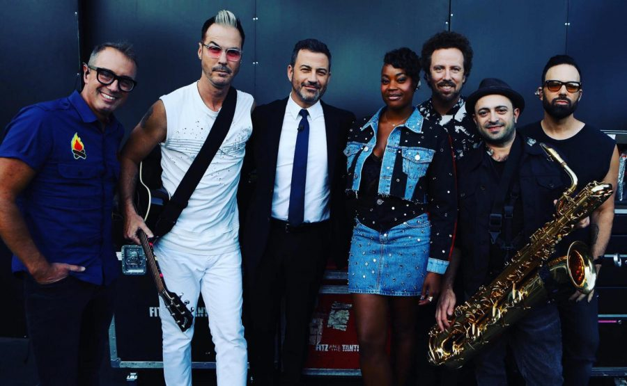 Fitz and The Tantrums released their fourth studio album, All The Feels, on Sept. 20.