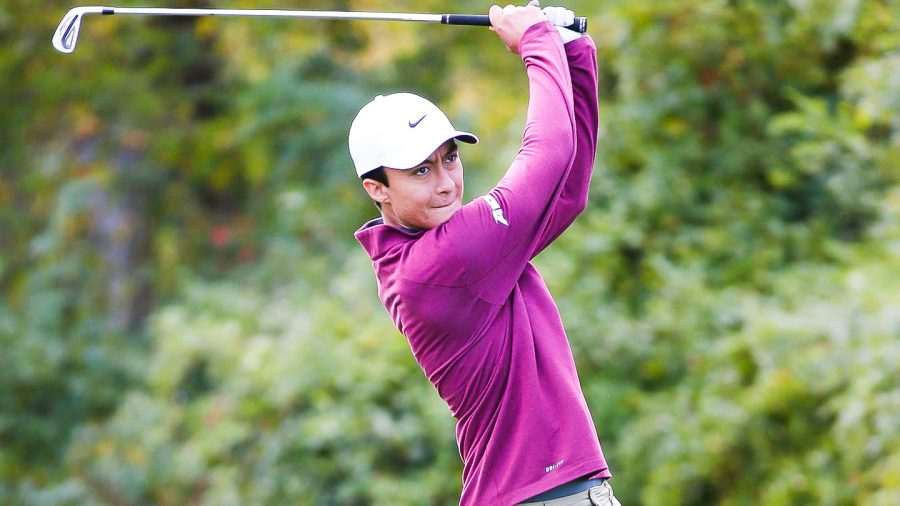 Fordham Golf showed encouraging signs at this week's Ryan Lee Memorial. (Courtesy of Fordham Athletics)
