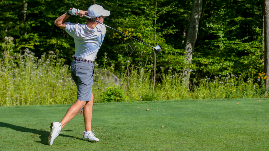 Fordham Golf had a tough weekend at the Quechee Invitational. (Courtesy of Fordham Athletics)