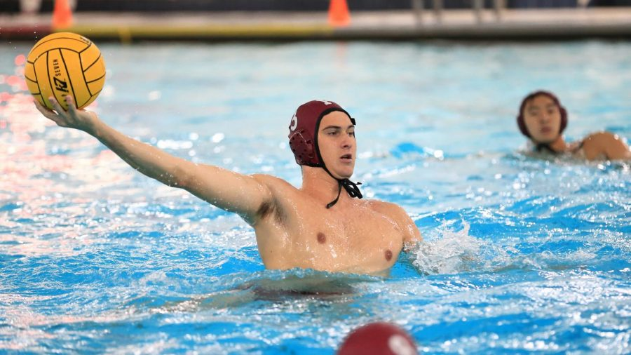 Fordham Water Polo moved to 5-2 after this weekend's matches in New Jersey. (Courtesy of Fordham Athletics)