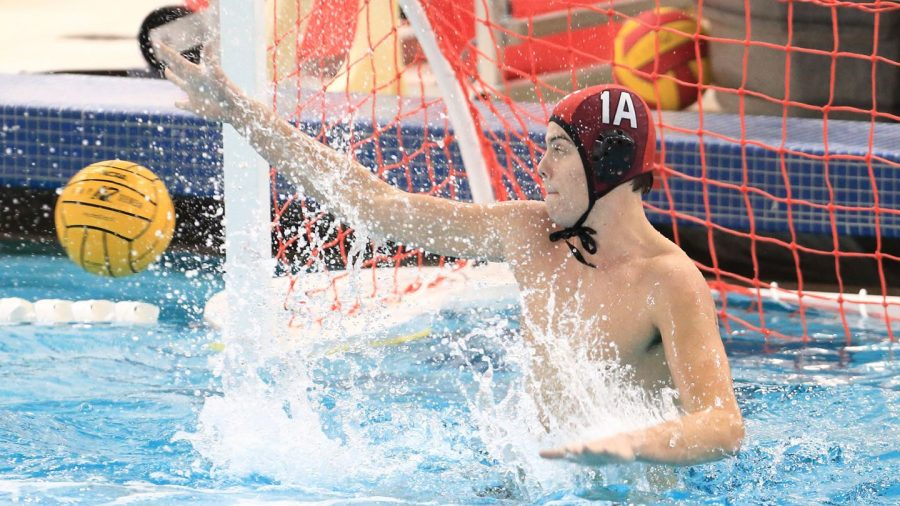 Fordham Water Polo's lone loss of a successful Labor Day weekend came to UCLA. (Courtesy of Fordham Athletics)
