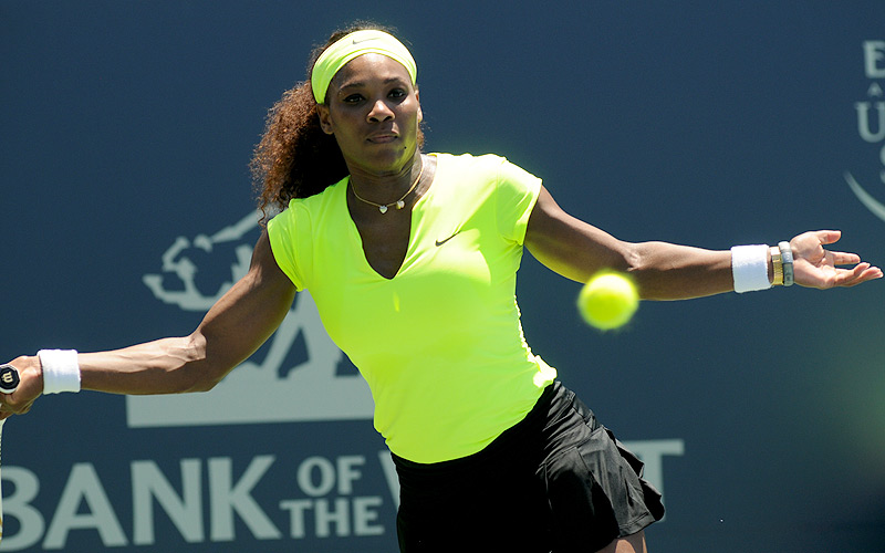 Serena Williams endured another disappointing grand slam final loss at the US Open. (Courtesy of Flickr)