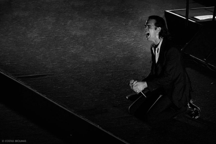 Listen to Nick Cave & the Bad Seeds new album, Ghosteen. (Courtesy of Facebook)
