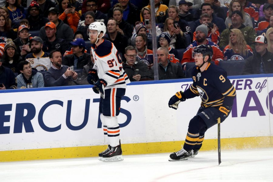 Connor McDavid is the best player in the NHL, but does he get the respect he deserves? (Courtesy of Flickr)