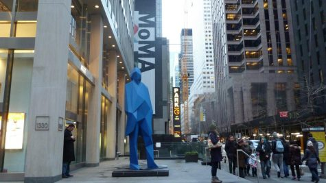 The MoMA reopened on Oct. 21 after four months of renovations. (Courtesy of Flickr)