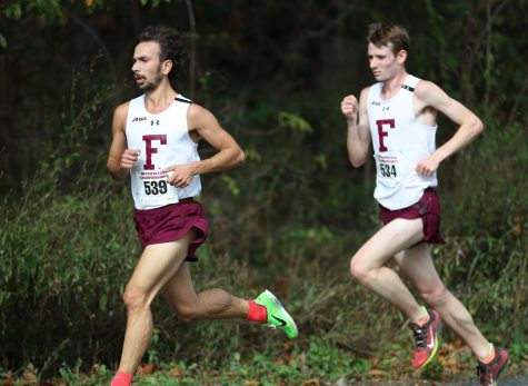 Fordham Cross Country looks towards the A-10 Championship as Friday approaches. (Courtesy of Fordham Athletics)