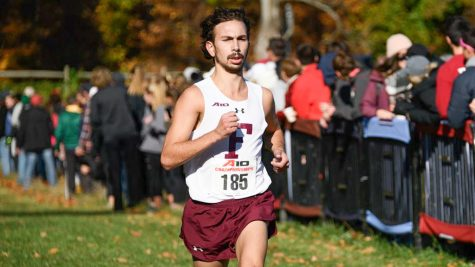 Cross Country will compete at the ECAC/IC4A Championships this Saturday.