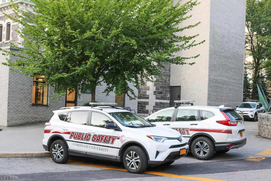 Public Safety follows protocols set by the Clery Act to alert students of on and off campus crime.