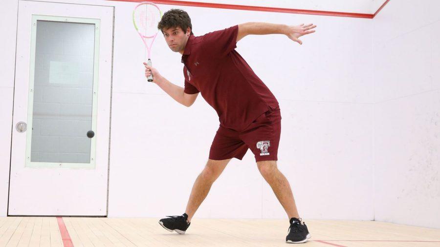 Fordham Squash won three of five matches in Annapolis last weekend. (Courtesy of Fordham Athletics)