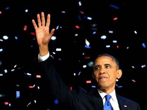 Former President Barack Obama criticized the Democratic Party's leftward shift. (Courtesy of Flickr)