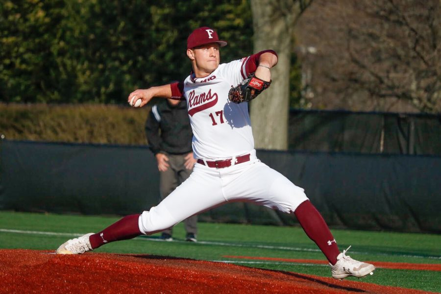 Fordham Baseball went to the NCAA Tournament last season, but the team is off to new goals as the season begins. (Julia Comerford/The Fordham Ram)