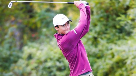 Fordham's golf team looks to rebound from a fall season where it struggled. (Courtesy of Fordham Athletics)