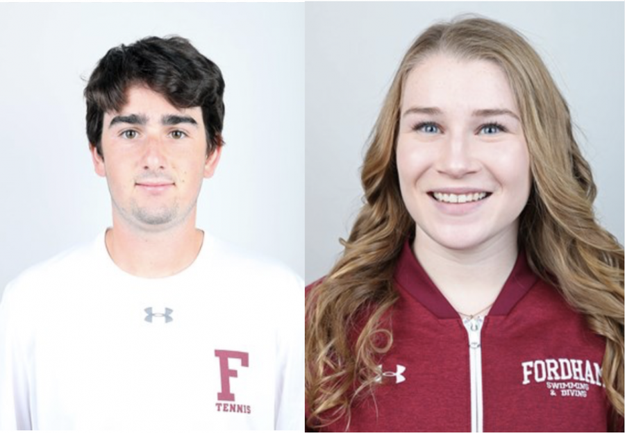 Athletes of the Week for 1/15-1/21