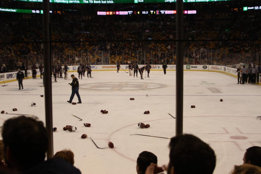 The Beanpot Tournament is one of hockey's greatest showcases, and this year's tournament proved that to be the case. (Courtesy of Flickr)