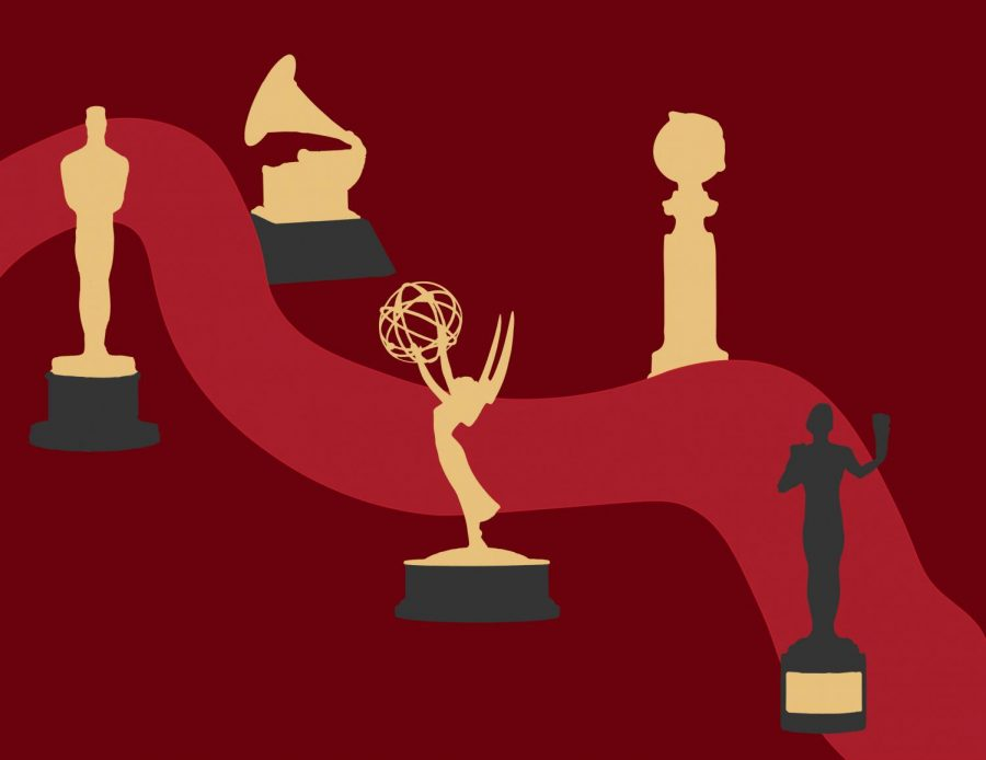 Awards shows are not as popular among viewers as they were in the past. (Pia Fischetti)