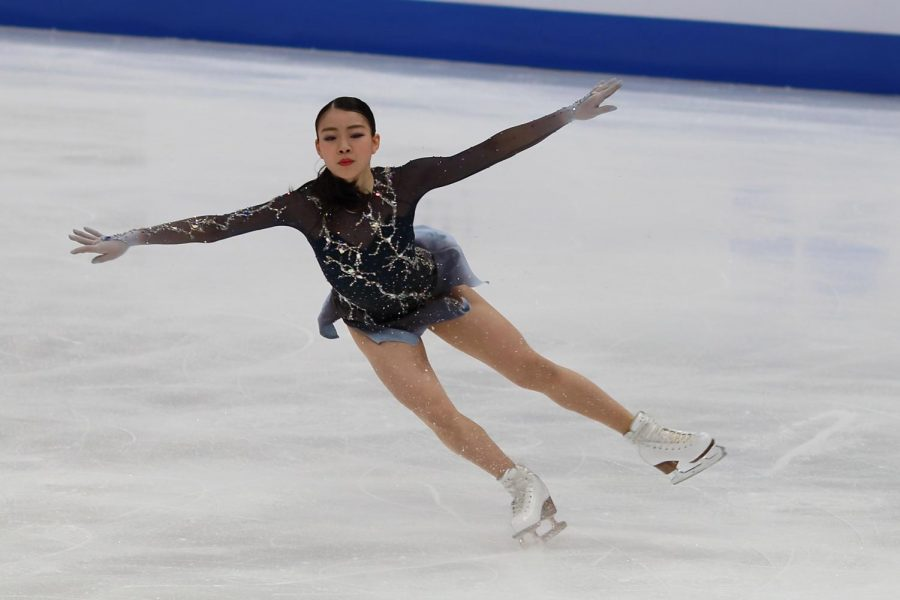 Japan has historically the top figure skating nation in the world, and that trend continued at this years Four Continents. (Courtesy of Flickr)