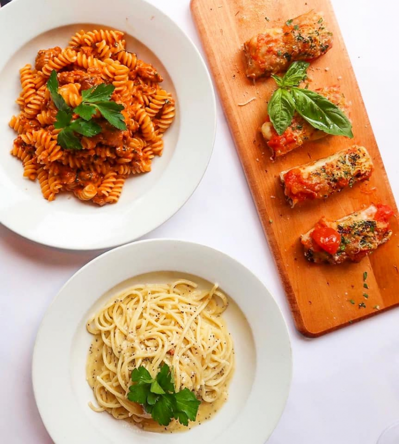 Bocca di Bacco, with three locations across New York City, offers delicious, well-crafted traditional Italian food. (Courtesy of Facebook)