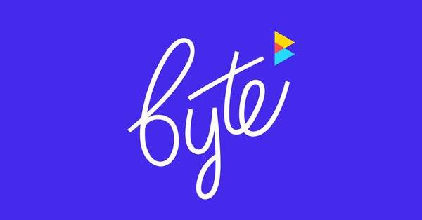 A new app Byte is reminiscent of Vine. (Courtesy of Facebook)