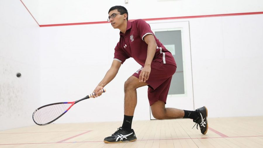 Squash Closes Out Their Regular Season in Style