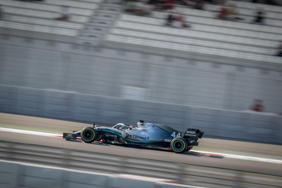 Another F1 season begins and Lewis Hamilton looks bound to lead Mercedes to yet another title. (Courtesy of Flickr)