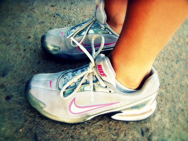 One writer continues running despite the cancelation of her track season. (Courtesy of Flickr)