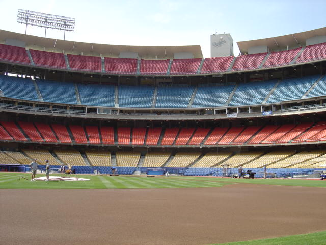 Many sports leagues may be playing in stadiums that look like this in the coming weeks. (Courtesy of Flickr)