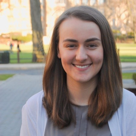 Brianna Leverty, FCRH '20, first fell in love with Fordham University after visiting the campus during high school. (Courtesy of LinkedIn)
