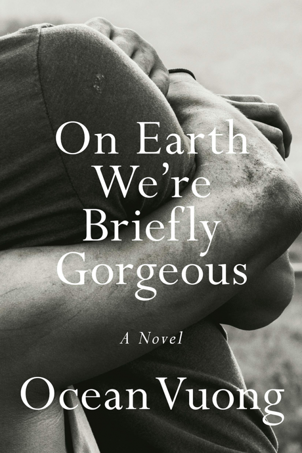 "Ocean Vuong's ""On Earth We're Briefly Gorgeous."" (Courtesy of Facebook)"