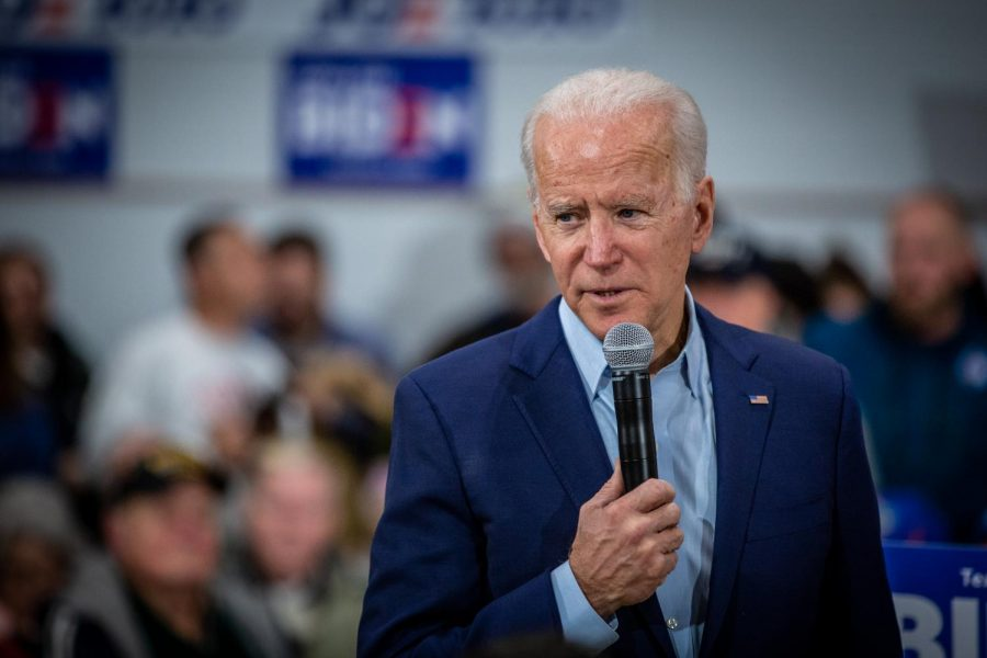 Sexual assault allegations against frontrunner Biden have not received extensive media attention. (Courtesy of Flickr)