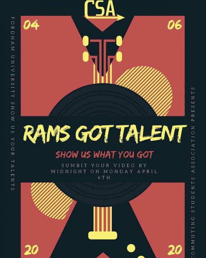 CSA held voting for Rams Got Talent on its Instagram story.  (Courtesy of Commuting Students Association)