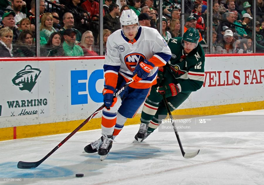 The New York Islanders have advanced to the second round of the NHL playoffs. (Courtesy of Flickr)