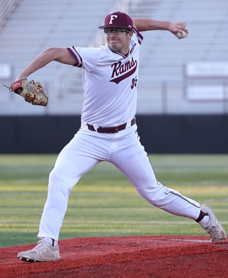 Fordham Baseball's game against Wagner on March 11 was the last Fordham sporting event before the COVID-19 shutdown. It is unclear when the next one will take place. (Courtesy of Fordham Athletics)