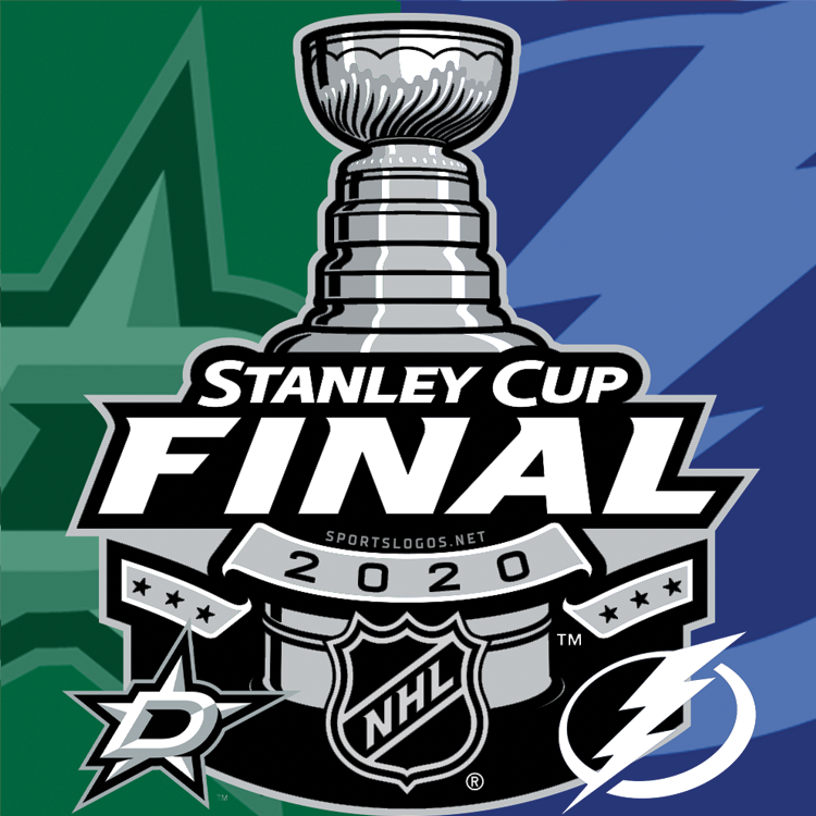 The Lightning and Stars will face off in the Stanley Cup Final starting tonight. (Courtesy of Twitter)