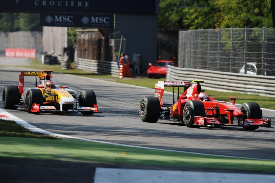 Pierre Gasly scored an upset victory in this year's Italian Grand Prix. (Courtesy of Flickr)