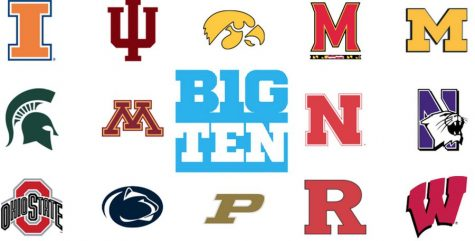 All 14 teams in the Big Ten will be back in action in October, hoping to keep their seasons and pocket books alive. (Courtesy of Twitter)