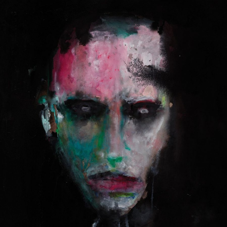 Marilyn Manson's new album