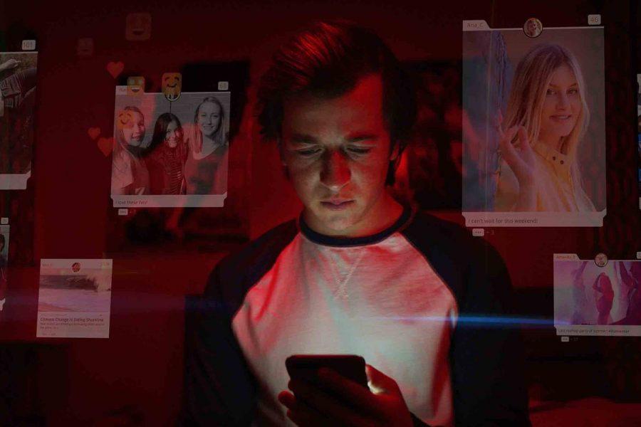 Netflixs The Social Dilemma explores the addictive nature of social media. (Courtesy of Facebook)