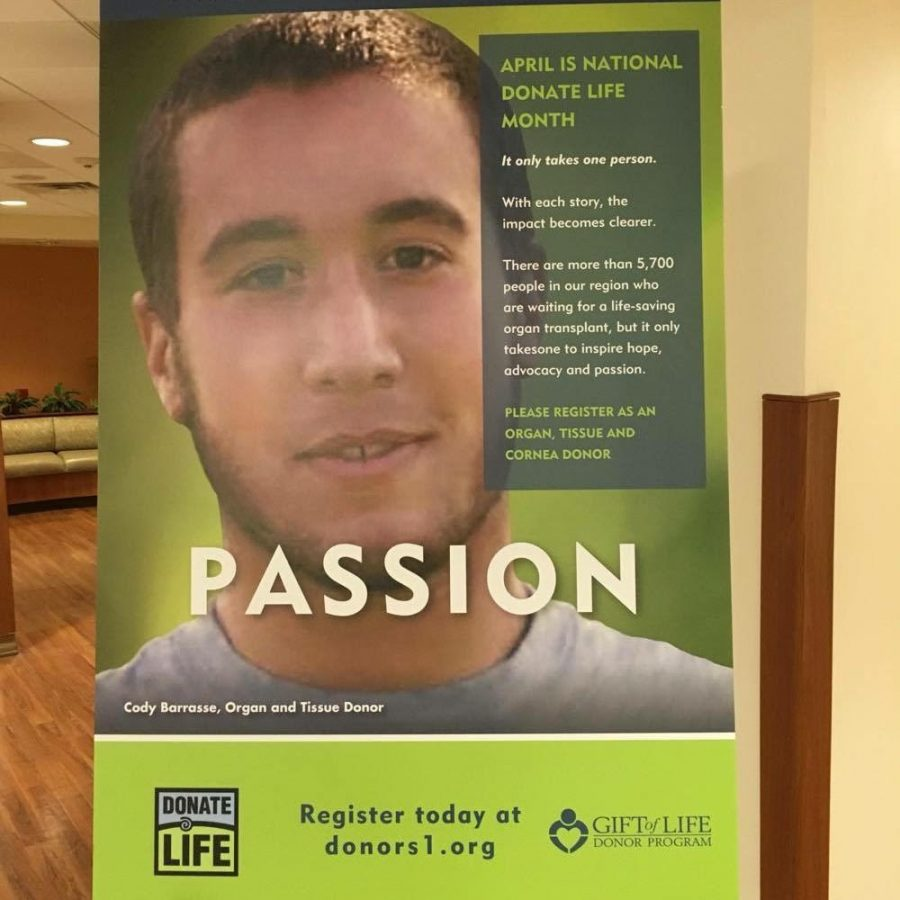 Go to donatelife.net to register as an organ donor. (Courtesy of Donate Life)